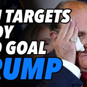 Rudy Giuliani's apartment raided by DOJ, as witch hunt to get Trump continues